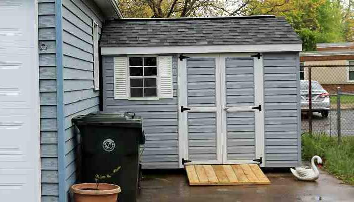 Moving a shed often makes people wonder how you move a shed out of your backyard. Can you put it on rollers, or use PVC pipe? Here are some helpful tips and answers.